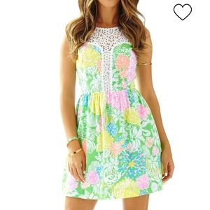 NWOT Lilly Pulitzer Raegan fit and flare d…